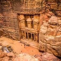 Atração Turística,Cidade histórica, Petra, Pacote Jordânia