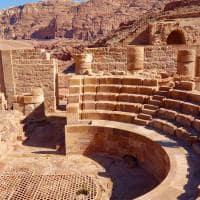 Colunas romanas Petra
