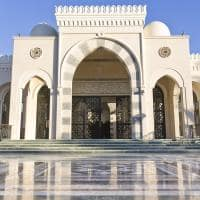 Mesquita de Sharif Hussein Bin Ali - Aqaba, Jordânia.