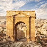 Portão de Jerash - Jordânia