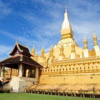Pacote Laos, Templo Pha That Luang, Vientiane