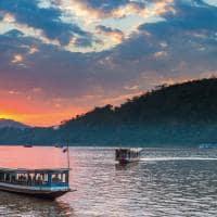 Rio mekong luang prabang