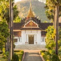 Viagem Laos: Museu Palácio Real, Luang Prabang