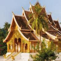 Wat ho pha laos