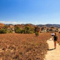 Parque Nacional Isalo - Madagascar