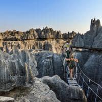 Reserva Natural Tsingy Bemaraha - Madagascar