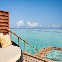 Amari havodda maldives deck overwater villa