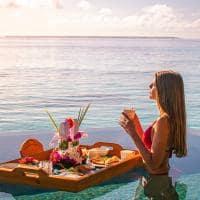 Ayada maldives cafe da manha flutuante