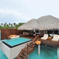 Ayada maldives ocean villa with pook