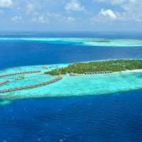 Ayada maldives vista aerea