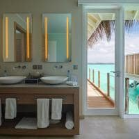 Baglioni maldives banheiro water villa