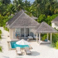 Baglioni maldives exterior grand pool beach villa