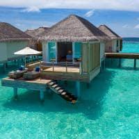 Baglioni maldives exterior water villa