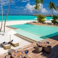 Baglioni maldives vista bar piscina