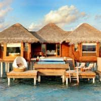 Bangalô sobre águas, PER AQUUM Huvafen Fushi, Ilhas Maldivas