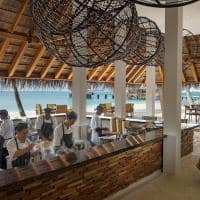 Conrad maldives rangali island ufaa restaurante
