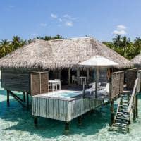 Conrad maldives rangali island water villa externa