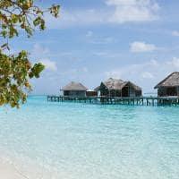 Conrad maldives rangali island water villas externa