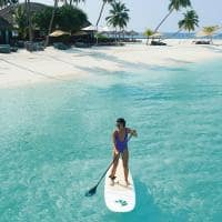 Constance halaveli maldives stand up