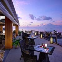 Dusit thani maldives restaurante benjarong