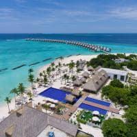 Emerald maldives beach club