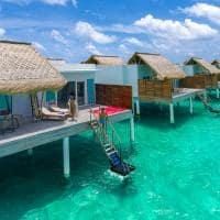Emerald maldives exterior water villa