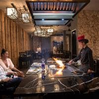 Emerald maldives le asiatique restaurant