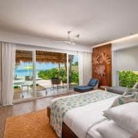 Emerald maldives quarto beach villa