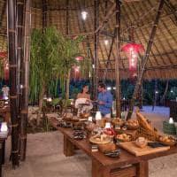 Emerald maldives restaurante amazonico