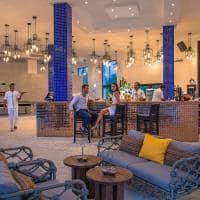 Emerald maldives sunset pool cafe