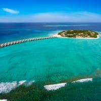 Emerald maldives vista aerea villas