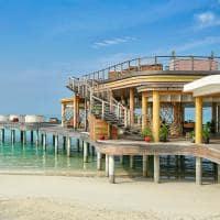 Fairmont maldives sirru fen fushi restaurante kata