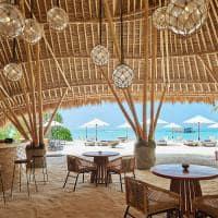 Fairmont maldives sirru fen fushi restaurante onu onu