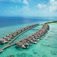 Fairmont maldives sirru fen fushi vista aerea villas