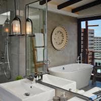 Grand park kodhipparu banheiro lagoon water villa