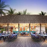 Hard rock hotel maldives restaurante