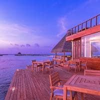 Heritance aarah ambula restaurant deck