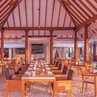 Heritance aarah area de refeicoes restaurante ranba