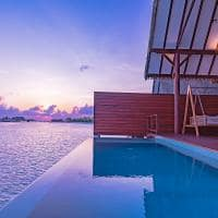 Heritance aarah lap pool ocean suite