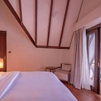 Heritance aarah ocean suite cama