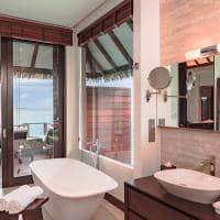 Heritance aarah ocean villa bathroom