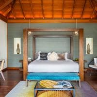 Huvafen fushi ocean bungalow with pool quarto