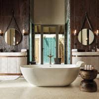 Joali maldivas banheiro luxury water villa with pool