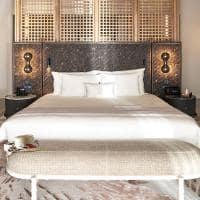Joali maldivas beach villa with pool bedroom