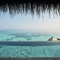 Joali maldivas luxury water villa with pool