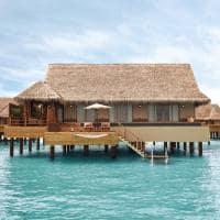 Joali maldivas water villa with pool
