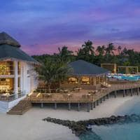 Jw marriott maldives aailaa