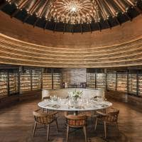 Jw marriott maldives wineroom