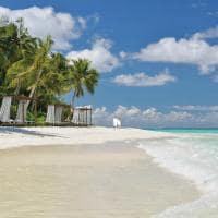 Kagi maldives cabanas praia