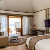 Kagi maldives interior beach pool villa